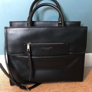 Marc Jacobs Madison leather tote